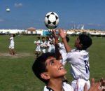 «Реал» открыл спортивные школы в секторе Газа